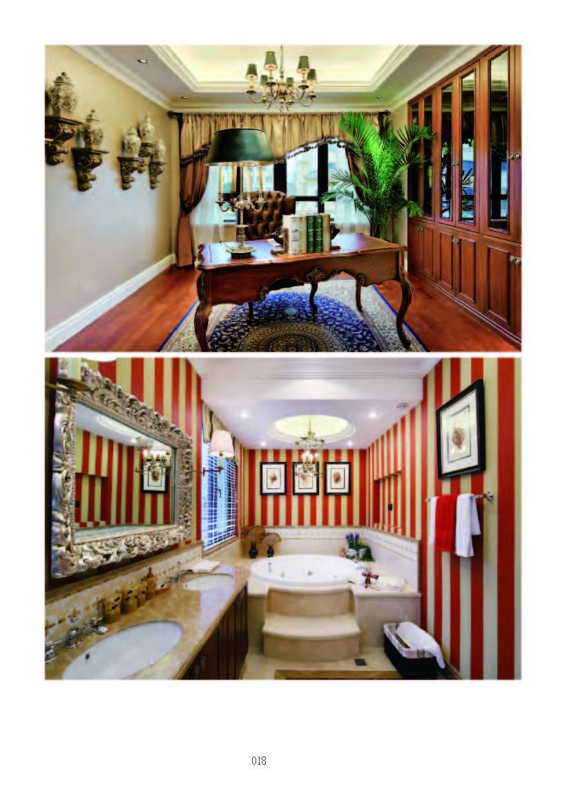 《豪宅设计巡礼2》按照新古典风格