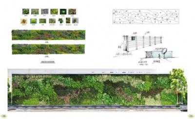 作为城市立体生态全产业链运营商,润和天泽以模块式立体绿化为
